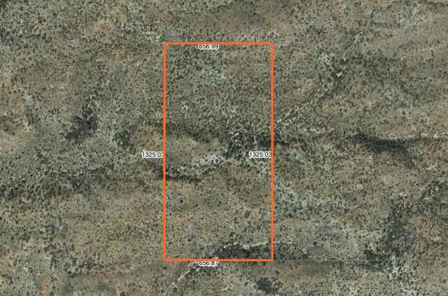 20 Acres Mohave County Land, Wikieup, AZ 85360 (MLS #6253447) :: Keller Williams Realty Phoenix