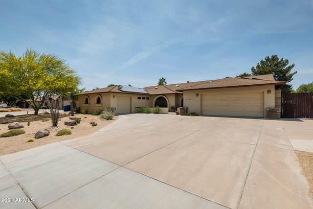 2107 W Mesquite Street, Chandler, AZ 85224 (MLS #6253460) :: Midland Real Estate Alliance