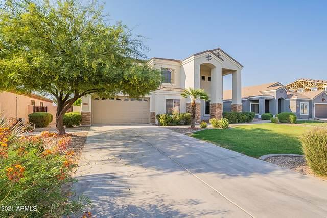 10050 E Harvest Road, Florence, AZ 85132 (MLS #6253471) :: Keller Williams Realty Phoenix