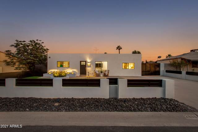 2806 N 71ST Place, Scottsdale, AZ 85257 (MLS #6253483) :: Midland Real Estate Alliance