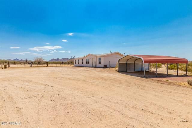 51810 W Dune Shadow Road, Maricopa, AZ 85139 (MLS #6253493) :: Midland Real Estate Alliance