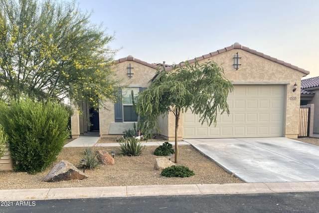 535 E Creosote Drive, Phoenix, AZ 85085 (MLS #6253503) :: Yost Realty Group at RE/MAX Casa Grande