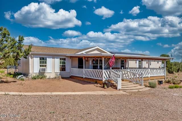5232 Hay Hollow Road, Snowflake, AZ 85937 (MLS #6253505) :: Long Realty West Valley