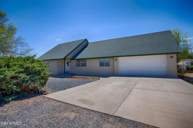 543 S 7TH W Street, Snowflake, AZ 85937 (MLS #6253508) :: Long Realty West Valley
