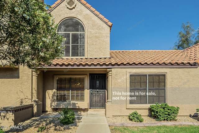 3491 N Arizona Avenue #24, Chandler, AZ 85225 (MLS #6253510) :: Yost Realty Group at RE/MAX Casa Grande