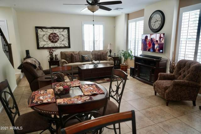 4772 E Portola Valley Drive #102, Gilbert, AZ 85297 (MLS #6253513) :: Arizona Home Group