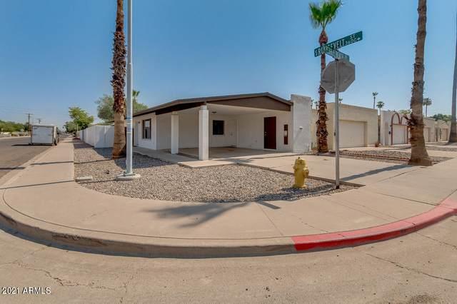 530 W Pebble Beach Drive, Tempe, AZ 85282 (MLS #6253520) :: Yost Realty Group at RE/MAX Casa Grande