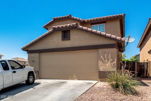 22214 W Desert Bloom Street, Buckeye, AZ 85326 (MLS #6253529) :: Midland Real Estate Alliance