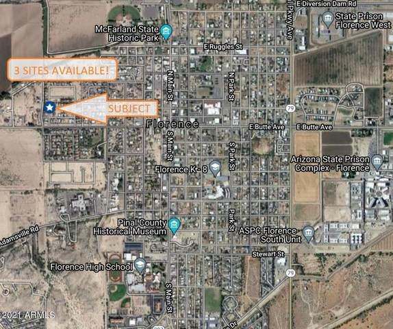 605 W 12TH Street, Florence, AZ 85132 (MLS #6253534) :: Synergy Real Estate Partners