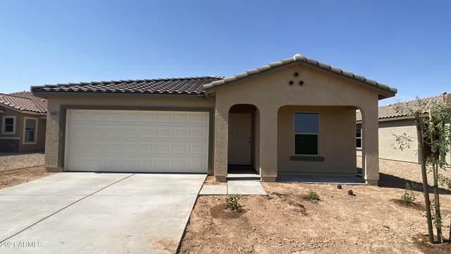 1060 W Palo Verde Avenue, Coolidge, AZ 85128 (MLS #6253540) :: Midland Real Estate Alliance