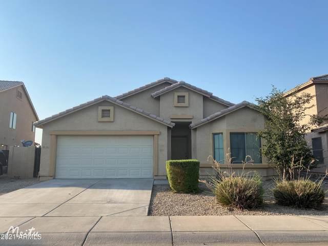 1526 E Bowman Drive, Casa Grande, AZ 85122 (MLS #6253547) :: Yost Realty Group at RE/MAX Casa Grande