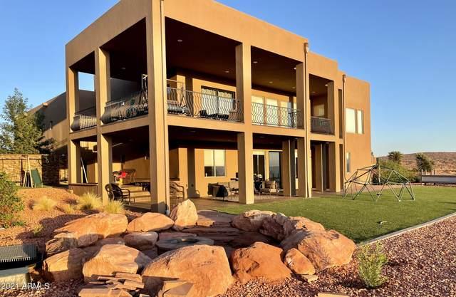 2168 Coyote Creek Road, Page, AZ 86040 (MLS #6253554) :: Midland Real Estate Alliance