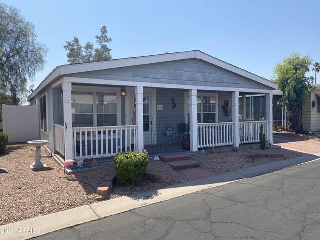 10960 N 67th Avenue #160, Glendale, AZ 85301 (MLS #6253555) :: Long Realty West Valley