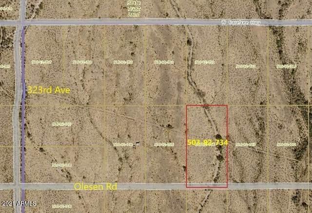 32050 W Olesen Road, Wittmann, AZ 85361 (MLS #6253561) :: Dave Fernandez Team | HomeSmart
