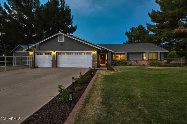 18736 E Via De Arboles, Queen Creek, AZ 85142 (MLS #6253572) :: Conway Real Estate