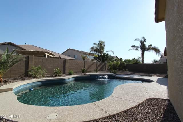 43217 W Bailey Drive, Maricopa, AZ 85138 (MLS #6253610) :: Executive Realty Advisors