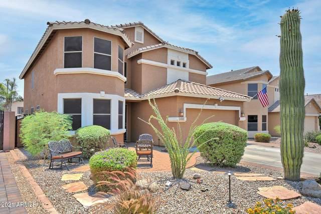 6769 W Rowel Road, Peoria, AZ 85383 (MLS #6253616) :: Howe Realty