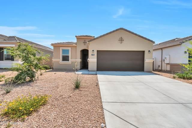 17823 N Mughetto Drive, Maricopa, AZ 85138 (MLS #6253618) :: Yost Realty Group at RE/MAX Casa Grande