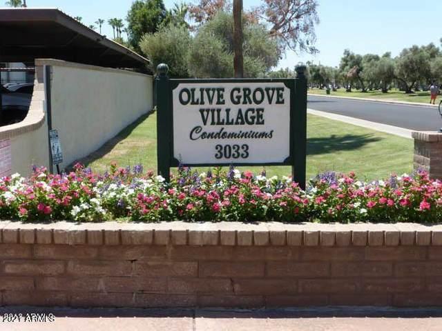 3033 E Devonshire Avenue #1005, Phoenix, AZ 85016 (MLS #6253624) :: Scott Gaertner Group