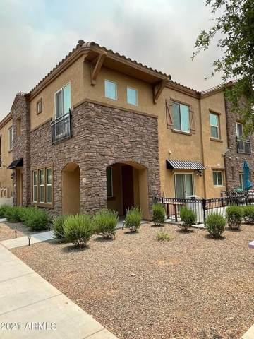 2752 S Equestrian Drive #102, Gilbert, AZ 85295 (MLS #6253625) :: Arizona Home Group