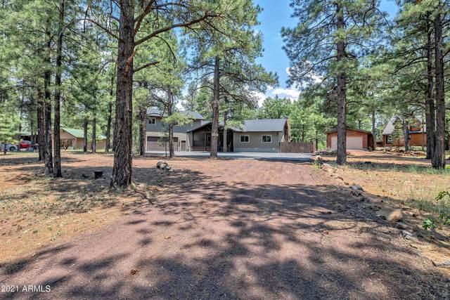 155 Blue Ridge Road, Mormon Lake, AZ 86038 (MLS #6253628) :: The Ellens Team