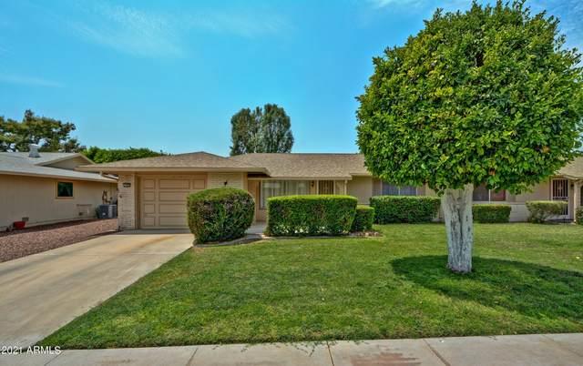 11025 W Caron Drive, Sun City, AZ 85351 (MLS #6253630) :: Conway Real Estate