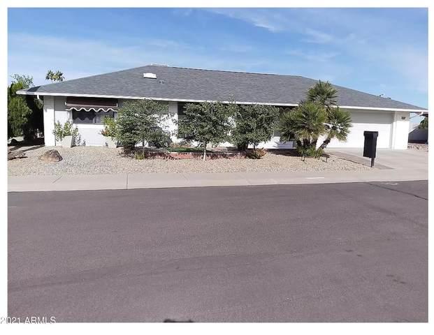17215 N 123RD Drive, Sun City West, AZ 85375 (MLS #6253631) :: Maison DeBlanc Real Estate