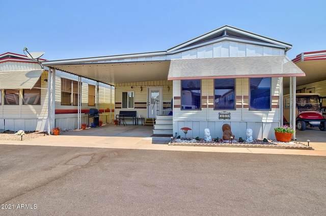 312 E Saguaro Drive, Florence, AZ 85132 (MLS #6253638) :: Conway Real Estate