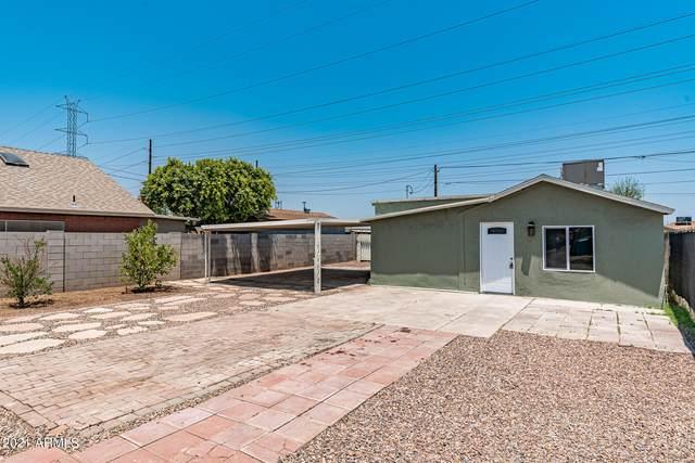 4042 W Hadley Street, Phoenix, AZ 85009 (MLS #6253644) :: Conway Real Estate