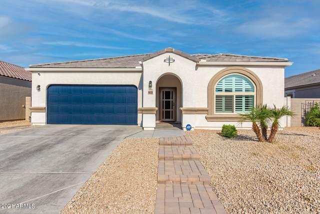 16638 N Luna Drive, Maricopa, AZ 85138 (MLS #6253648) :: Executive Realty Advisors