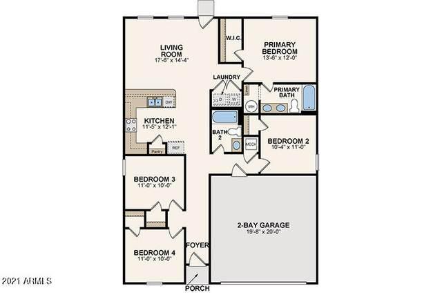 3719 E Koval Drive, Kingman, AZ 86409 (MLS #6253668) :: Arizona Home Group
