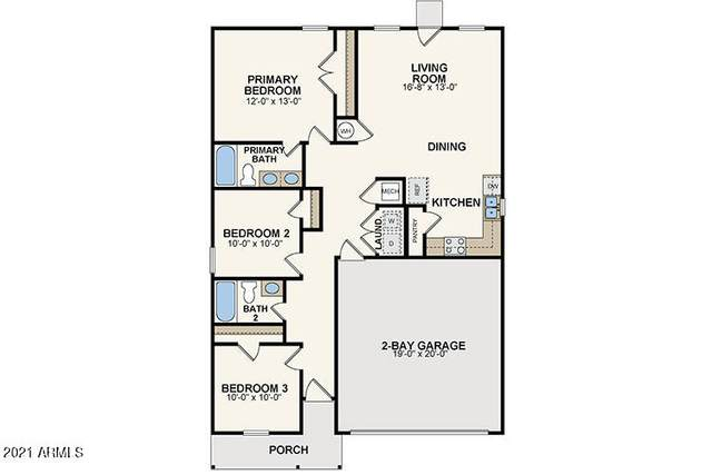3725 E Koval Drive, Kingman, AZ 86409 (MLS #6253675) :: Arizona Home Group