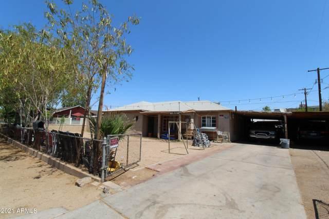 1822 E Harvard Street, Phoenix, AZ 85006 (MLS #6253679) :: The Carin Nguyen Team