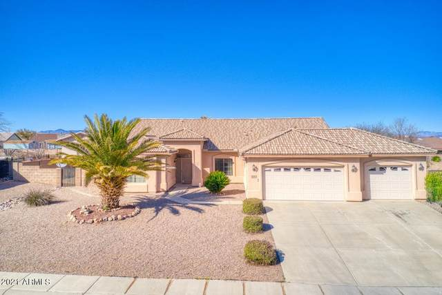 2561 Montaro Drive, Sierra Vista, AZ 85650 (MLS #6253680) :: The Garcia Group