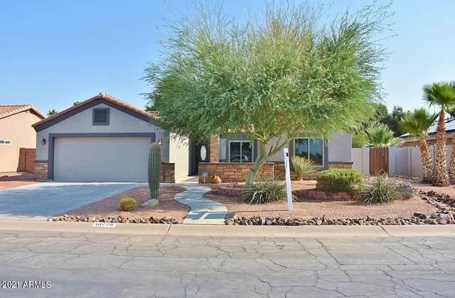 10776 W San Lazaro Drive, Arizona City, AZ 85123 (MLS #6253686) :: The Laughton Team