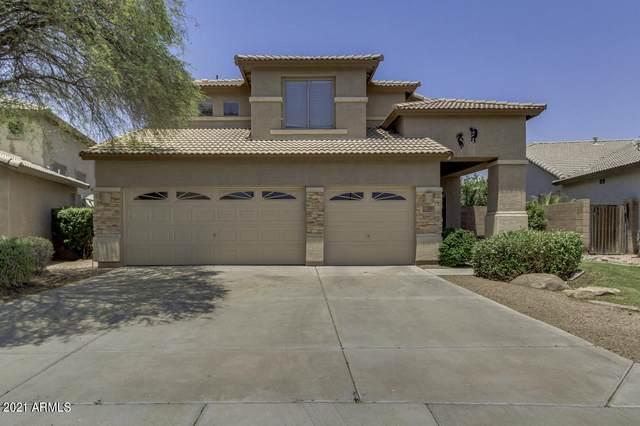 200 S 124th Avenue, Avondale, AZ 85323 (MLS #6253703) :: Executive Realty Advisors