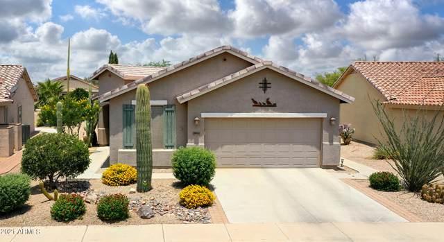 2462 E Hancock Trail, Casa Grande, AZ 85194 (MLS #6253720) :: Conway Real Estate