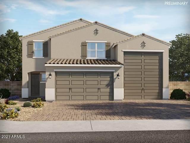 17865 W Pinnacle Vista Drive, Surprise, AZ 85387 (MLS #6253731) :: Maison DeBlanc Real Estate