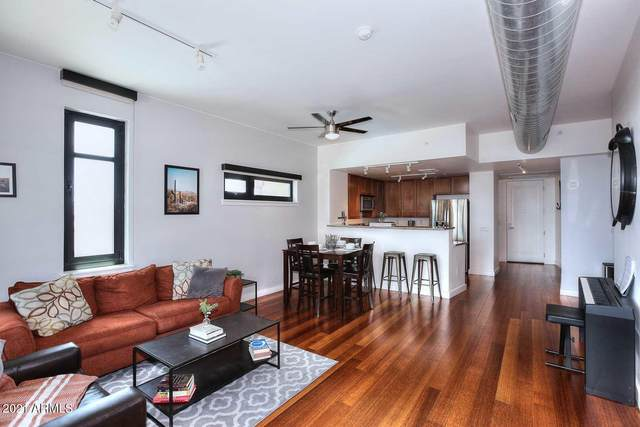 310 S 4TH Street #609, Phoenix, AZ 85004 (MLS #6253760) :: Jonny West Real Estate