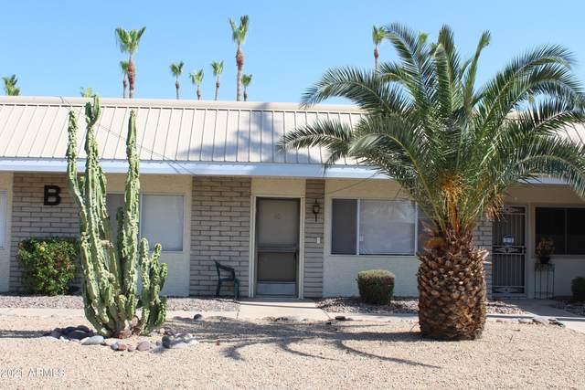 5518 E Lindstrom Lane B10, Mesa, AZ 85215 (MLS #6253773) :: Relevate | Phoenix