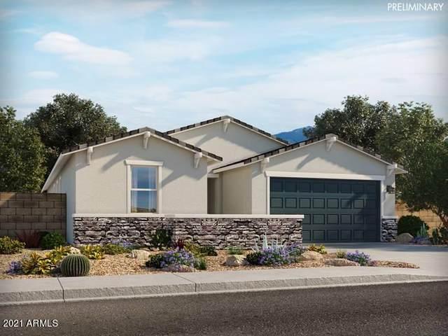 11110 S 56TH Lane, Laveen, AZ 85339 (MLS #6253775) :: Maison DeBlanc Real Estate