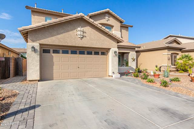 44025 W Garden Lane, Maricopa, AZ 85139 (MLS #6253785) :: NextView Home Professionals, Brokered by eXp Realty