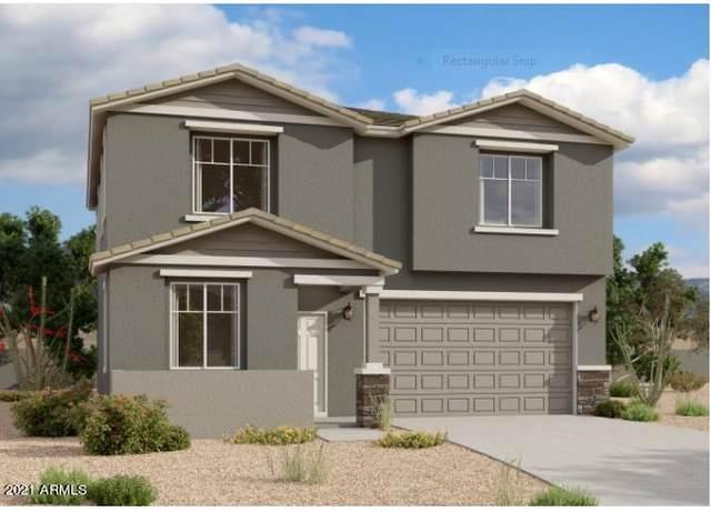 35879 W San Clemente Avenue, Maricopa, AZ 85138 (MLS #6253835) :: Yost Realty Group at RE/MAX Casa Grande
