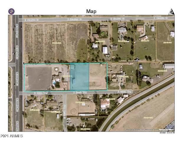 19611 S Mcqueen Road, Chandler, AZ 85286 (MLS #6253837) :: The Helping Hands Team