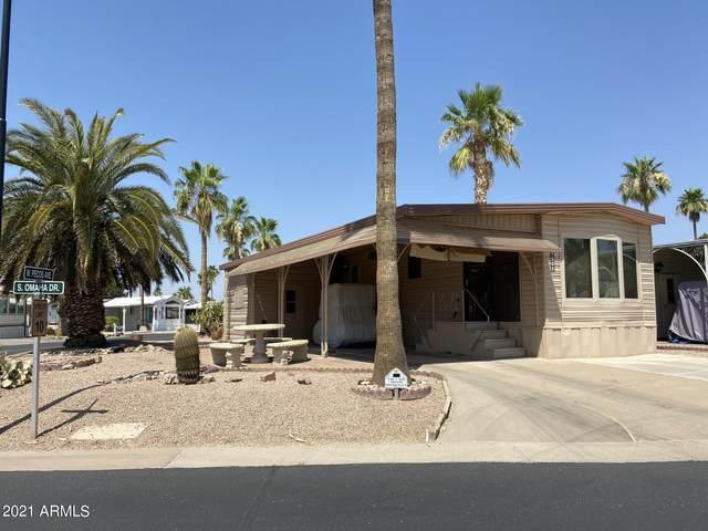 1505 S Omaha Street, Apache Junction, AZ 85119 (MLS #6253844) :: Jonny West Real Estate