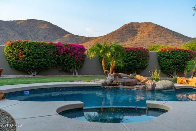 11714 E Charter Oak Drive, Scottsdale, AZ 85259 (MLS #6253845) :: Conway Real Estate