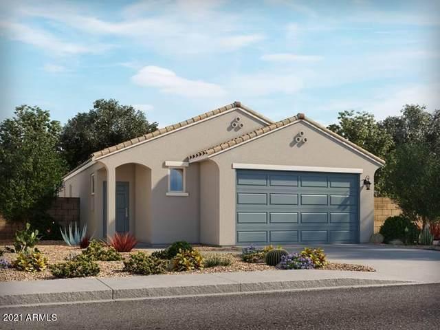 40319 W Shaver Drive, Maricopa, AZ 85138 (MLS #6253862) :: Maison DeBlanc Real Estate