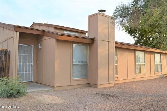 12445 N 21ST Avenue #1, Phoenix, AZ 85029 (MLS #6253863) :: Yost Realty Group at RE/MAX Casa Grande