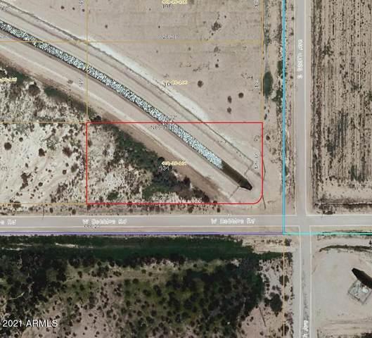 0 S 535th Avenue, Harquahala, AZ 85343 (MLS #6253873) :: Elite Home Advisors