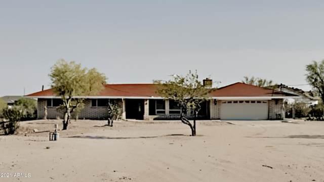 10619 E Mclellan Road, Mesa, AZ 85207 (MLS #6253900) :: Walters Realty Group